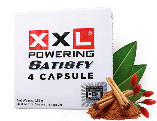 XXL Powering For Men - Sexual desire, performance and potency enhancing dietary supplement for men prices